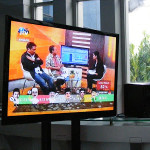Integrasi software Quick Count Pilkada dengan Banner atau Running Text TV