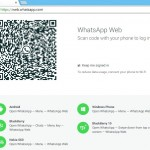 install whatsapp di laptop / PC
