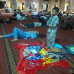 iktikaf di masjid istiqlal jakarta sholat qiyamullail