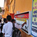 Aplikasi Absensi Fingerprint Sekolah Terhubung SMS Gateway