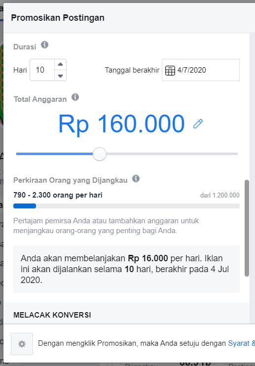 kampanye pilkada dengan iklan facebook
